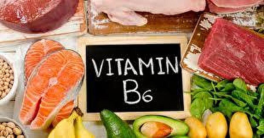 B6'nın yetmezliği nadiren görülür. Eksikliğinde hemosistein değeri hemen yükselir. Hemosisteinin yüksekliği ise damar sertliğinin habercisidir.