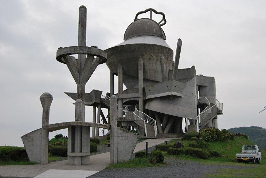 Kihoku Astronomi Müzesi, Japonya.