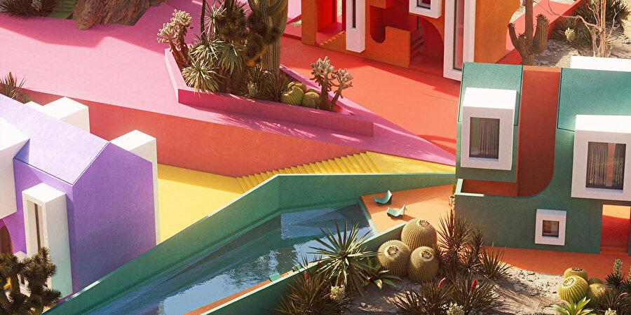 Sonora Sanat Köyü.