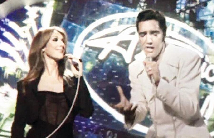 Celine Dion, Elvis Presley