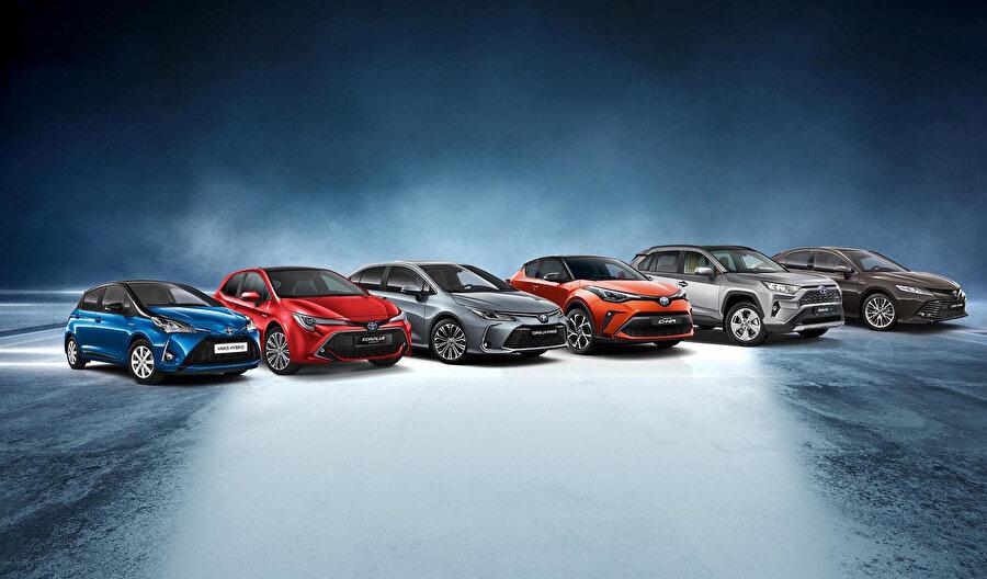 Toyota'nın satışları 5 yılda ilk kez düşüş gösterdi