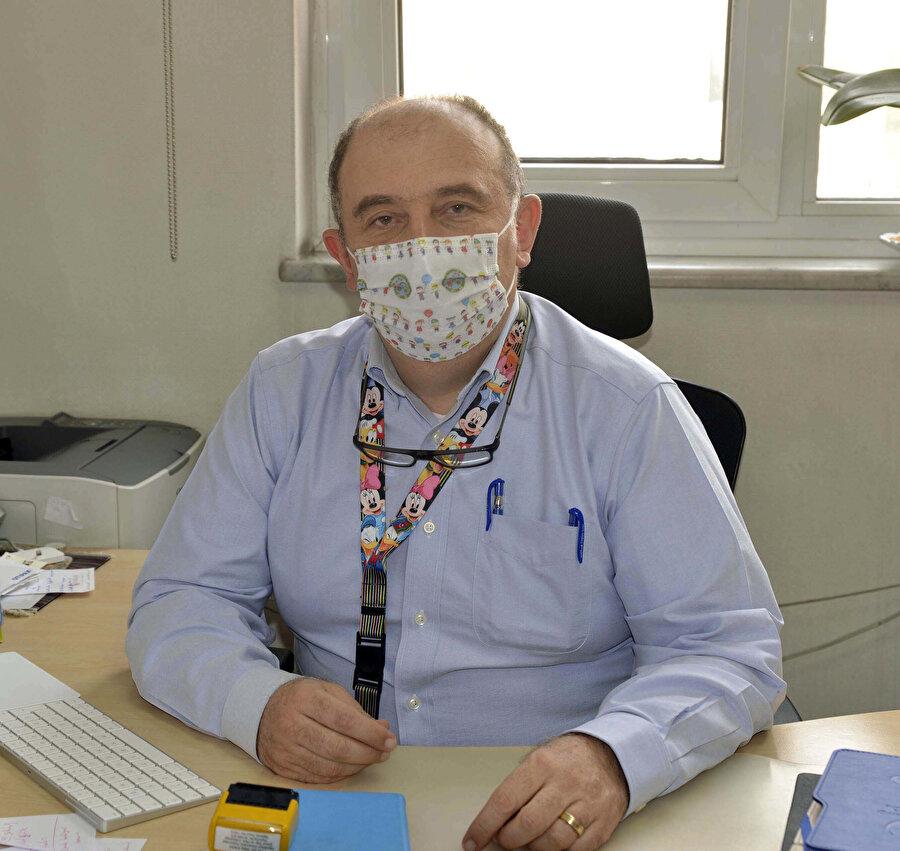 Bilim Kurulu üyesi Prof. Dr. Ateş Kara