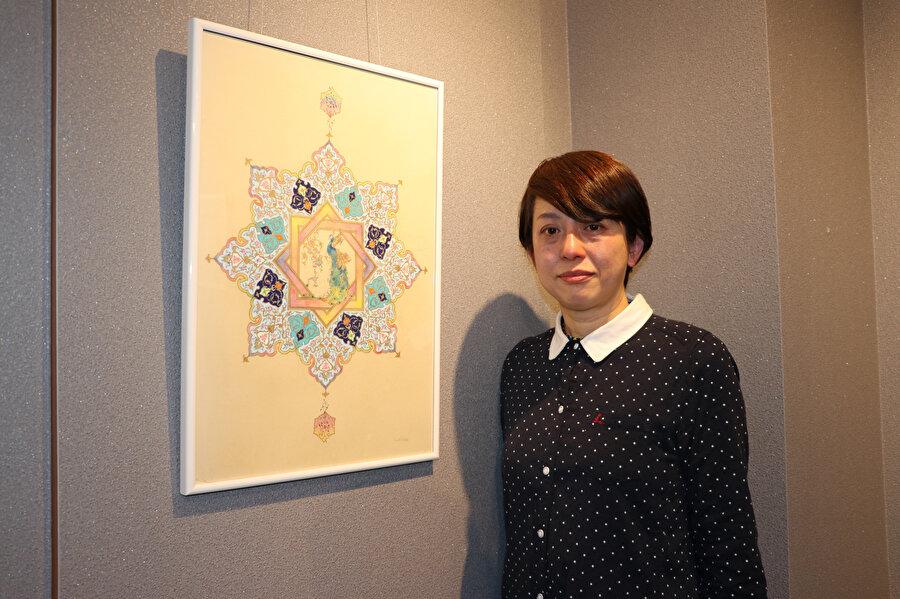 Fumiko'nun eserlerinin yer aldığı ve YEE Tokyo'da 10 Şubat'ta açılacak sergi, 15 Mart'a kadar gezilebilecek.