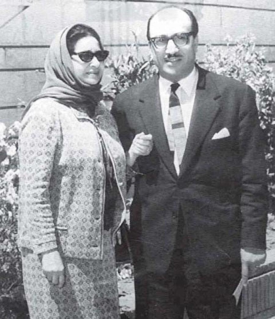 1954'te Dr. Hasan Seyyid Hafnâvî ile kâğıt üzerinde evlilik yapan Ümmü Gülsüm, ölümüne kadar evli kalmıştı.