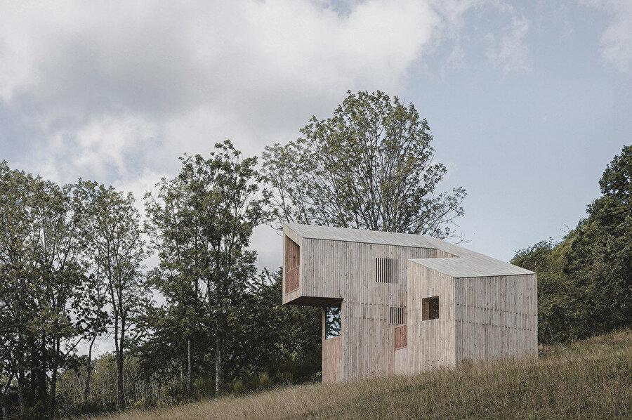 Fjell kabinleri, 38m² alanlarıyla, diğer kabinlerin hemen hemen 2 katı büyüklüğünde.