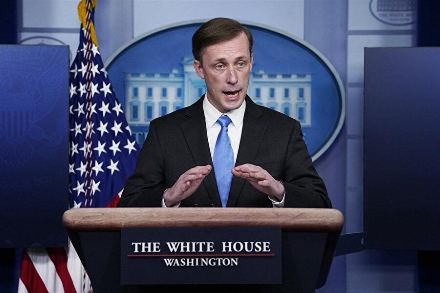 ABD Ulusal Güvenlik Danışmanı Jake Sullivan, Başkan Biden'ın dış politika önceliklerine ilişki değerlendirmelerde bulundu.
