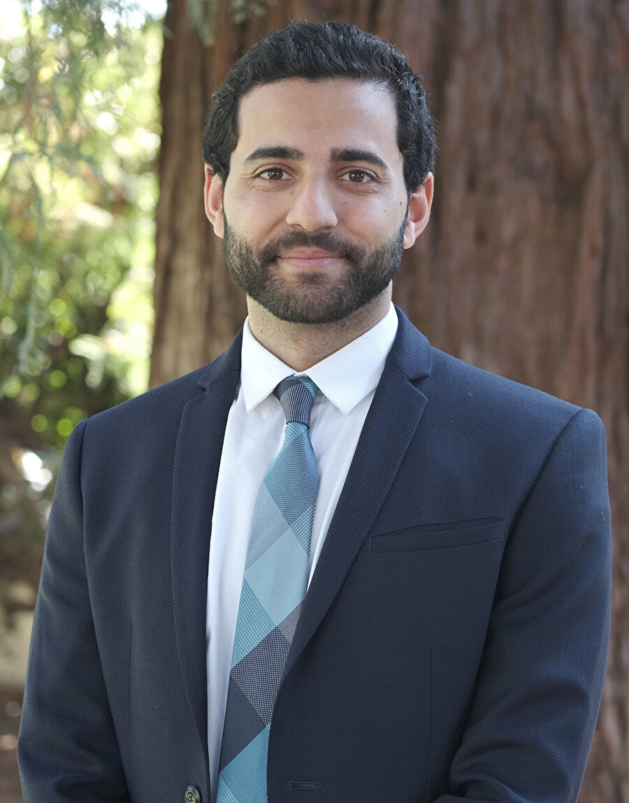 Harvard Üniversitesi dergisi Law Review Direktörü Hassaan Shahawy - Arşiv