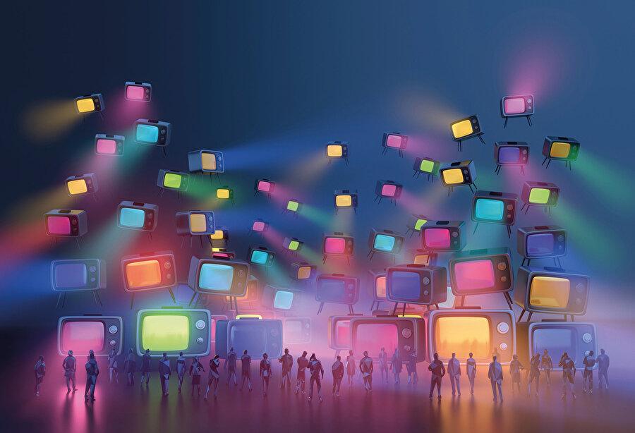 """Şu an dijital kültür çağında yaşıyoruz: Teknopagan dijital kültür, """"oynayan insan""""ın insana oynadığı ayartıcı bir oyun!"""