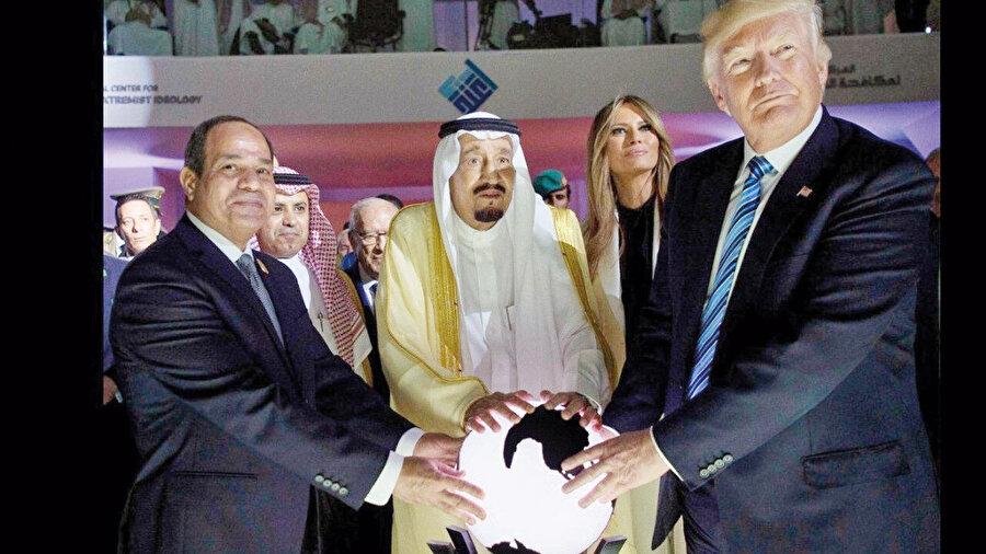Trump'ın ilk yurtdışı ziyareti sonrasında patlak veren Katar Krizi'ni bitirmek için yapılan hamlenin, görev süresi biterken yine Trump'tan geldiğini gözden kaçırmayalım.