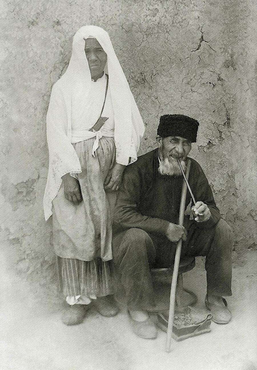 Hüseyin Bodaninski'nin 1920'lerde Kırım'da çektiği fotoğraflardan örnekler.