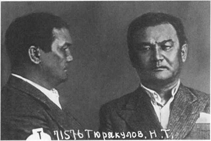 Torekulov tutuklandıktan sonra.