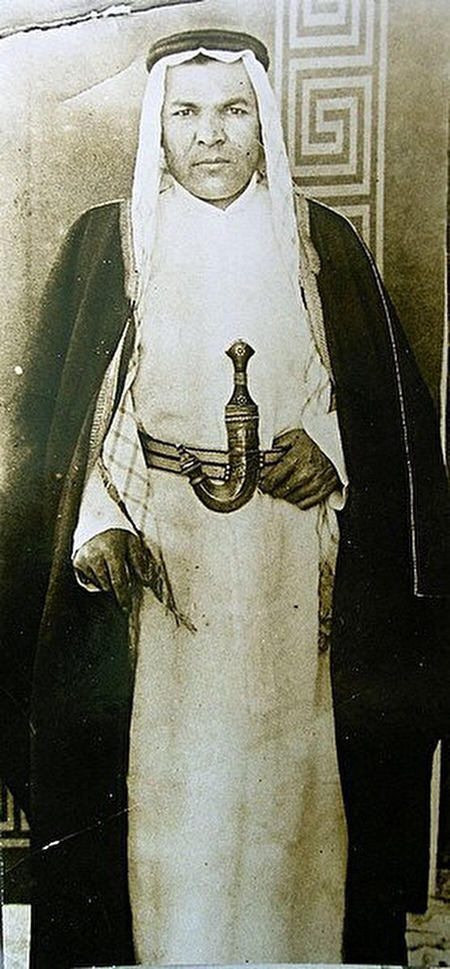 Sovyetler Birliği'nin Cidde Başkonsolosu Kerim Hakimov.