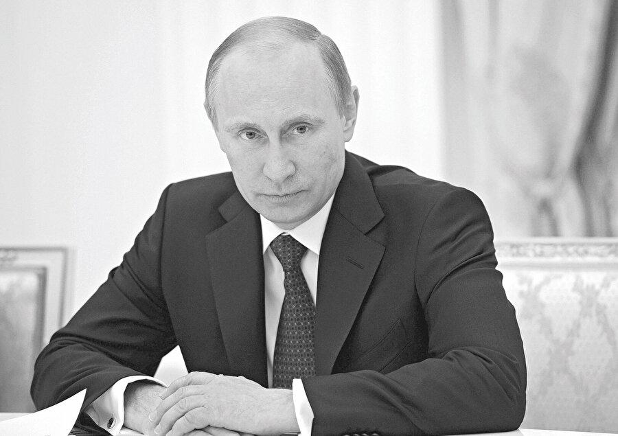 """Rusya Devlet Başkanı Vladimir Putin: """"İçinde bulunduğumuz dönem 1930'lu yılları andırıyor."""