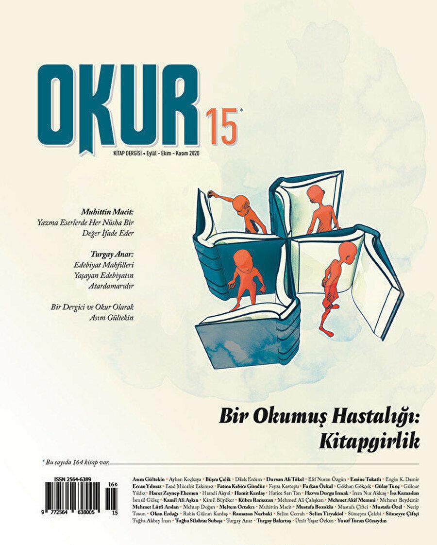 Okur Dergisi