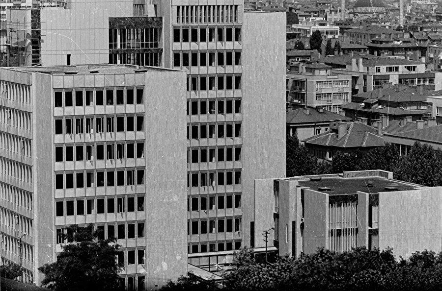 Toprak Mahsulleri Ofisi Genel Müdürlüğü Binası.Toprak Mahsulleri Ofisi Genel Müdürlüğü Binası.