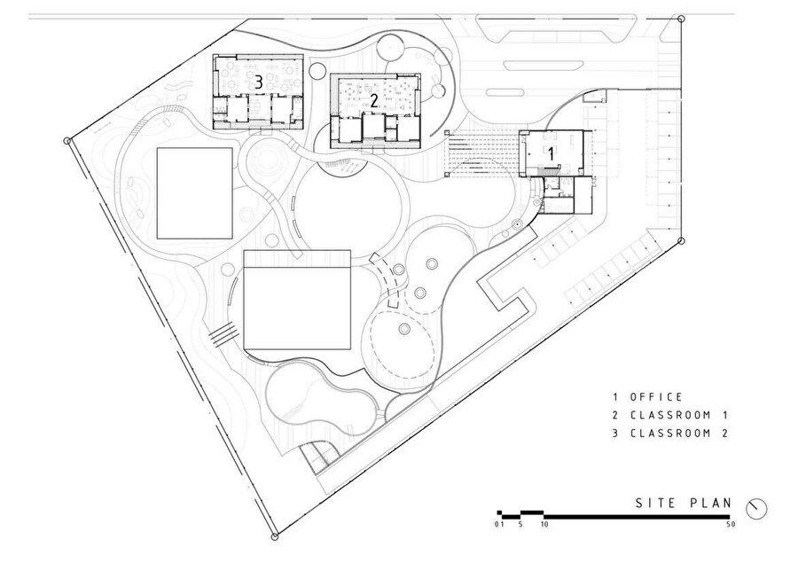 Ratchut School plan görseli.