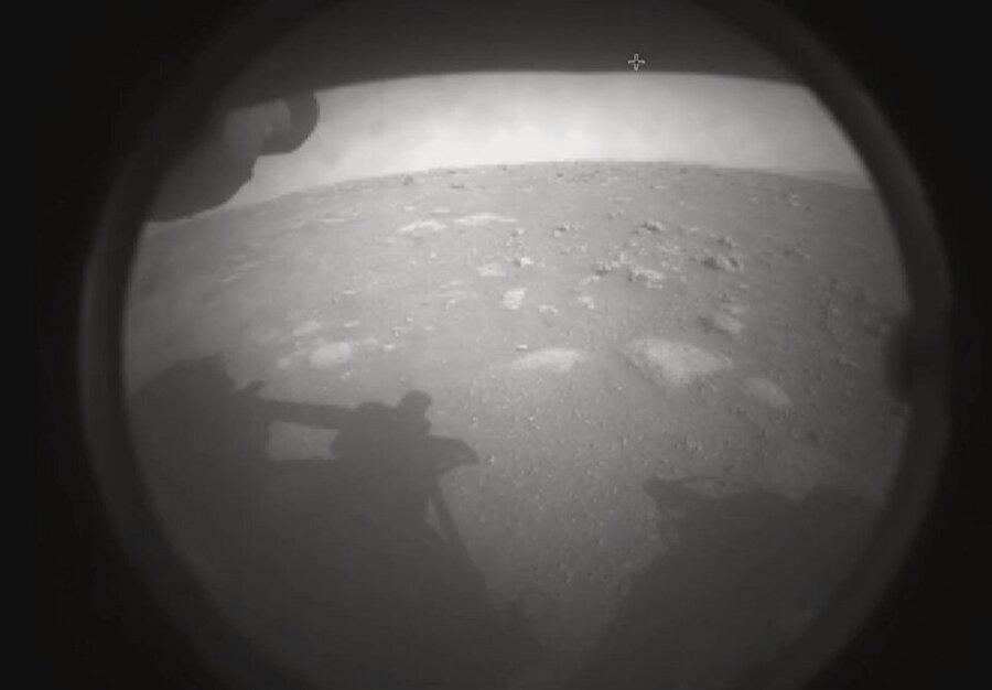 Mars ilk fotoğraf