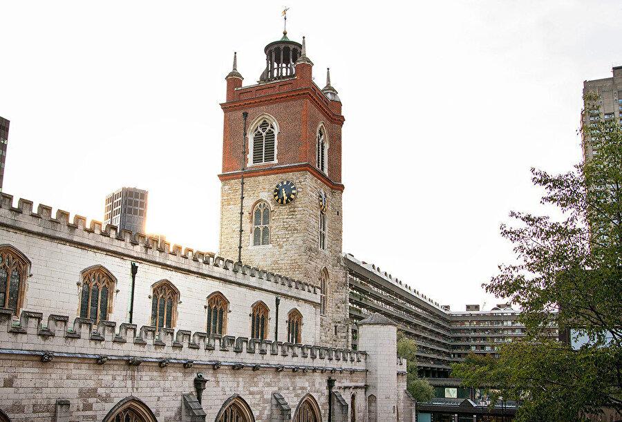 St. Giles Kilisesi.