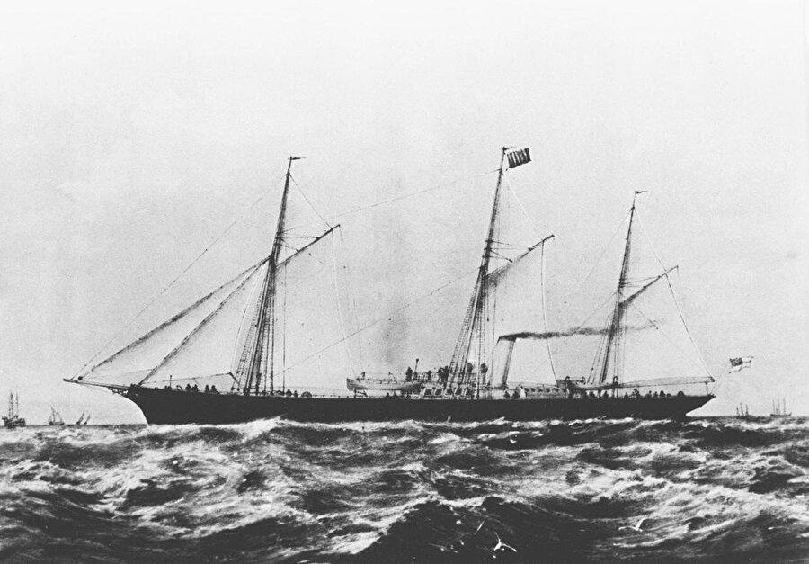 Struma, kömür taşımak için yapılmış bir gemiydi.