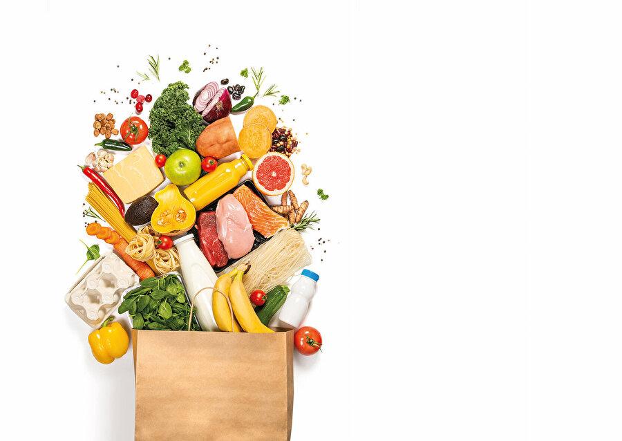 ürdürülebilir Kalkınma, gıdanın kontrolünü, insanın yönetilmesini sağlayan adımlardan ayrı düşünülmüyor.