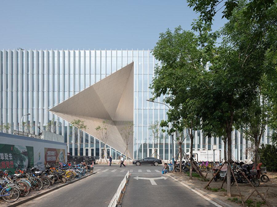 Tencent Genel Merkezi.