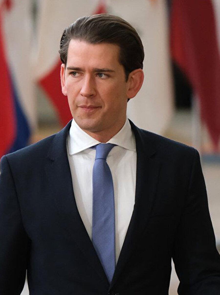 Avusturya Başbakanı Sebastian Kurz - Arşiv