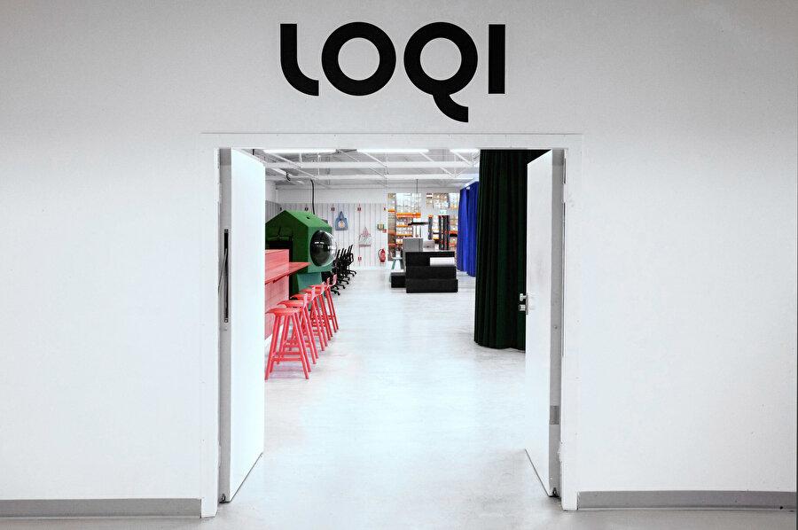 LOQI Ofis, Berlin.