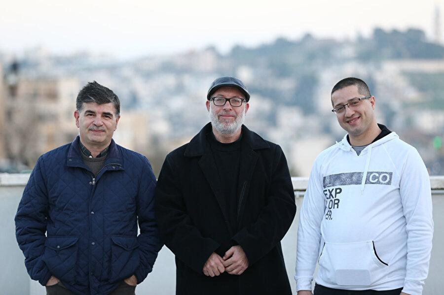 Arnavut ailesi Tarihi Filistin'in en önemli şehirleri Kudüs ile Akka'da yaşıyor.