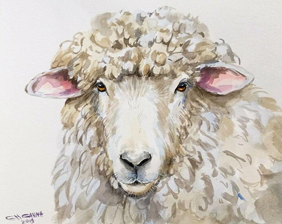 İnsanın tabiatta kurduğu en güzel manzaralardan biri; bir çobanla köpeğinin nezaretinde yemyeşil vadilere inci taneleri gibi yayılan koyun sürüsüdür sanırım.