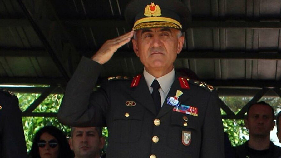 Korgeneral Osman Erbaş