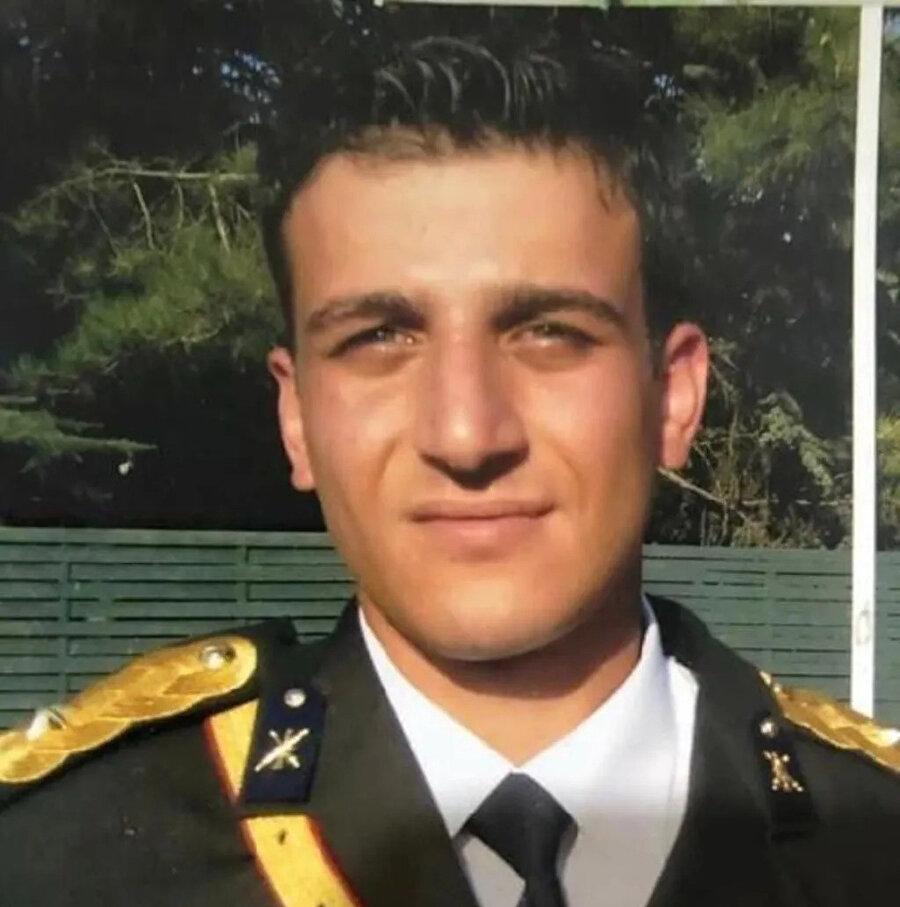 Kurmay Pilot Yüzbaşı Tayfun Kureş