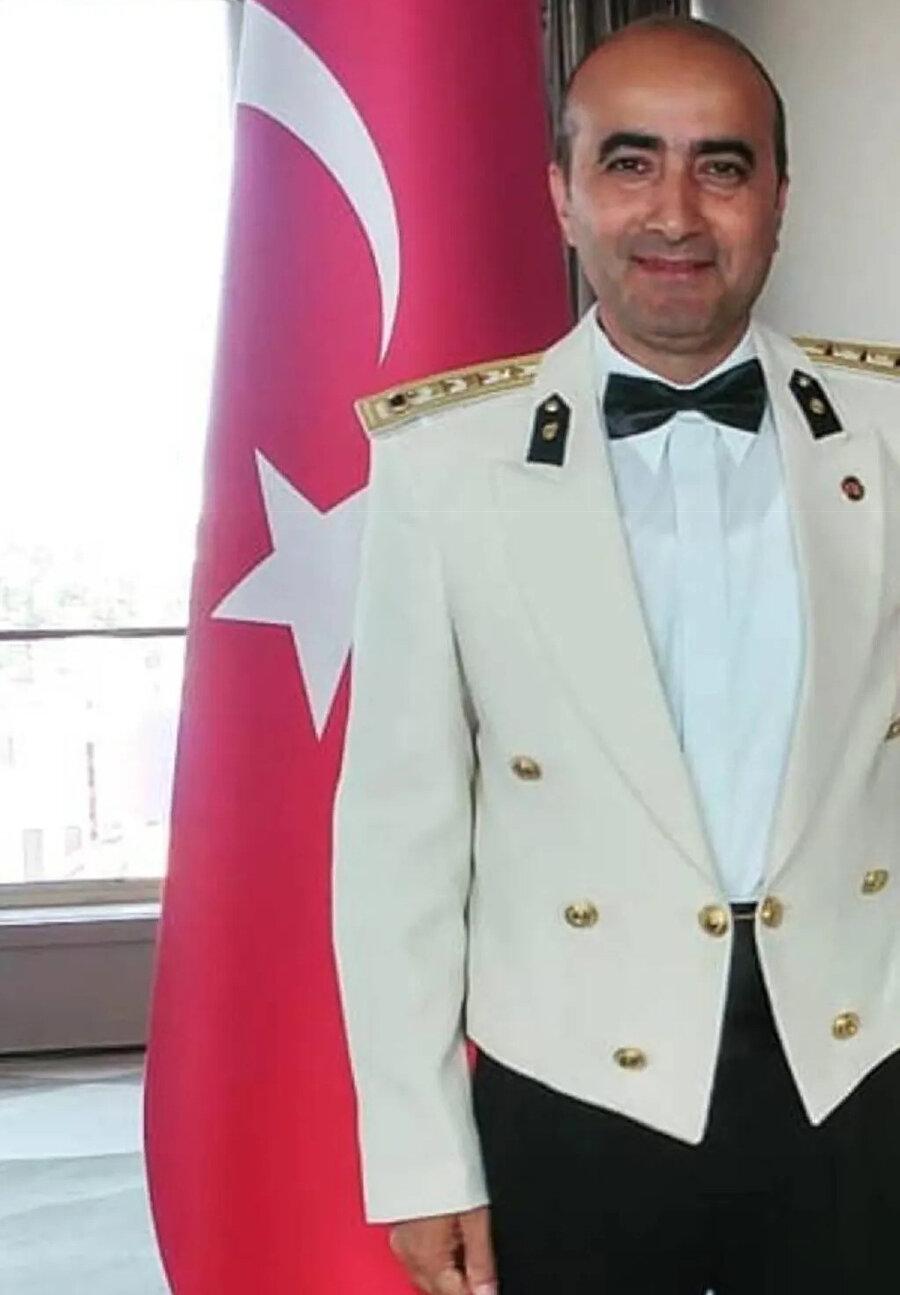 Kurmay Albay Şentürk Aydınyer