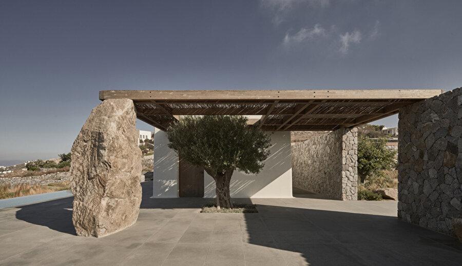 """K-Studio tarafından tasarlanan """"Villa Mandra""""."""
