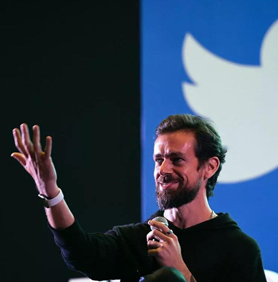 Twitter CEO'su Jack Dorsey