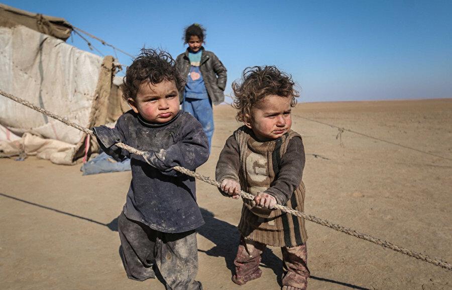 Birçok çocuğun geleceği belirsizliğini koruyor.