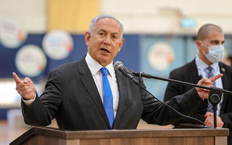 Netanyahu, Aşkenazi ve Gantz, mahkemeye baskı yapmak için uluslararası liderler, dışişleri bakanları ve savunma bakanlarıyla defalarca gizli ve açık temaslarda bulundu.