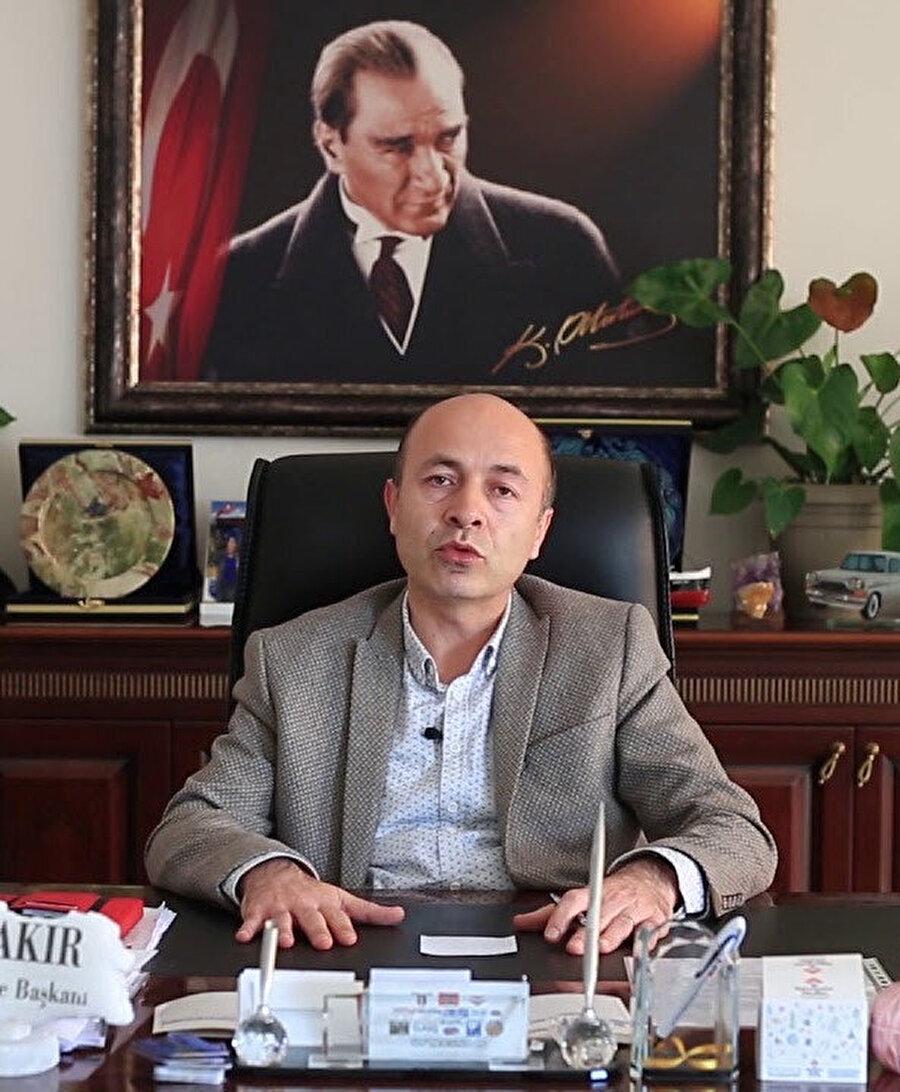 Amasra Belediye Başkanı Recai Çakır