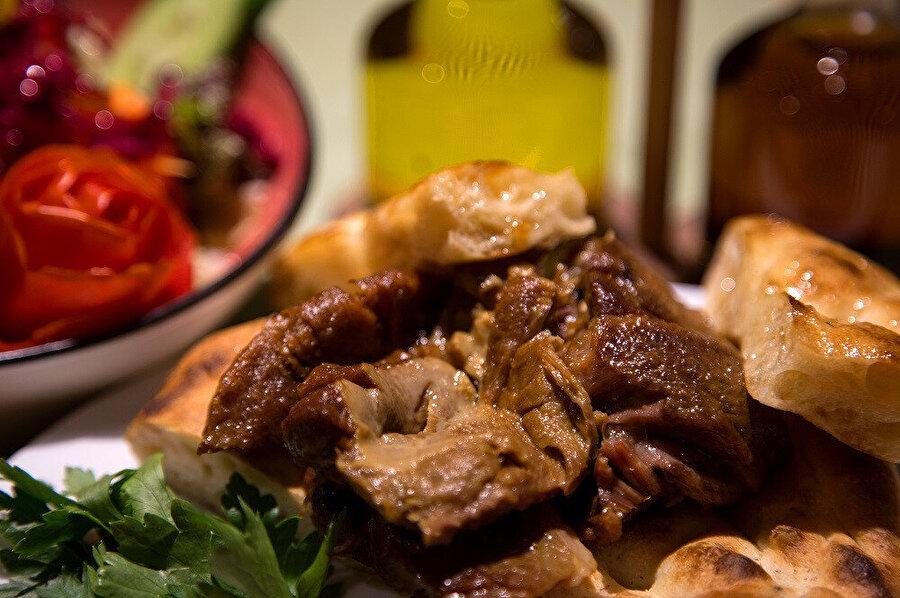 Konya-Fırın Kebabı.