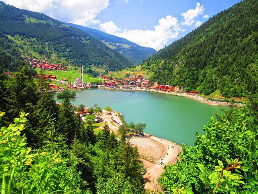 Trabzon - Uzungöl.