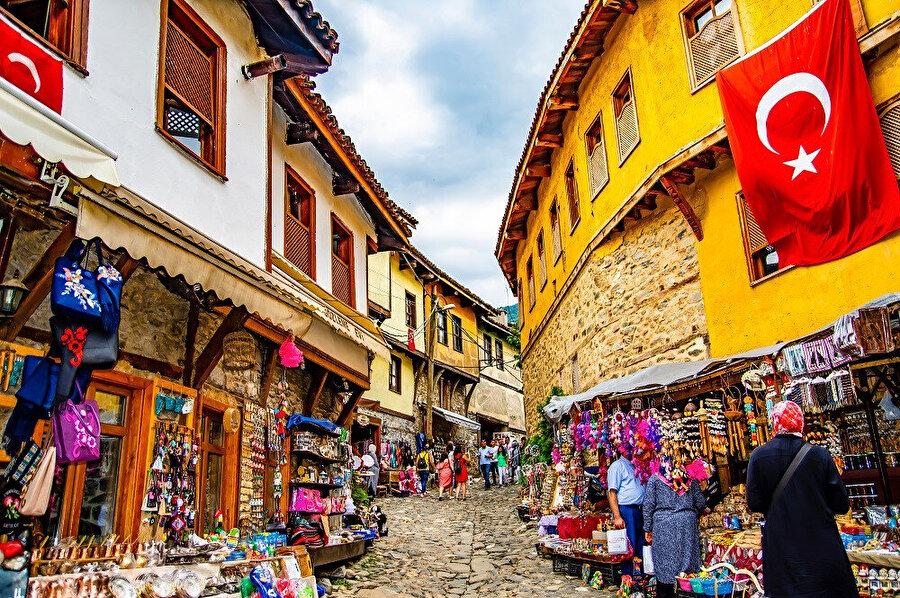 Bursa - Cumalıkızık Köyü.