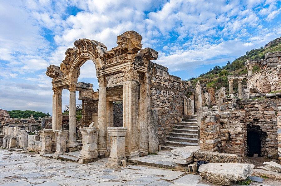 İzmir - Efes Antik Kenti.