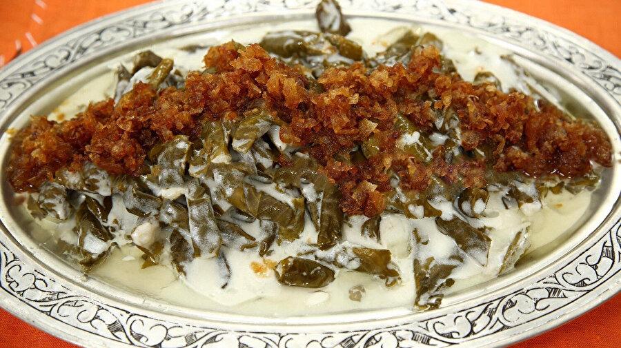 Malatya - Kiraz Yaprağı Sarması.