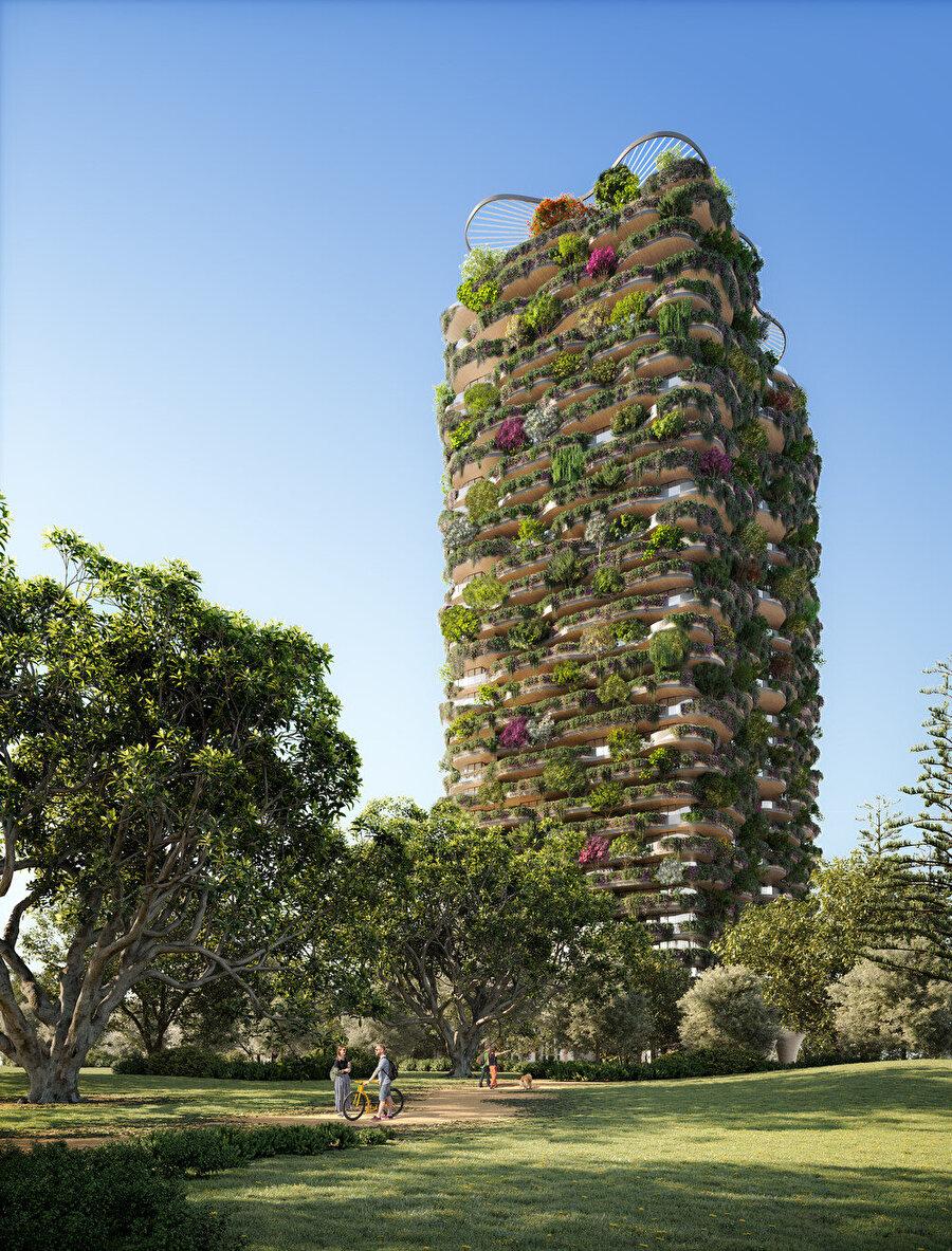 Proje, biyolojik çeşitliliği artırmayı ve şehrin ekolojik ayak izini azaltmayı amaçlıyor.