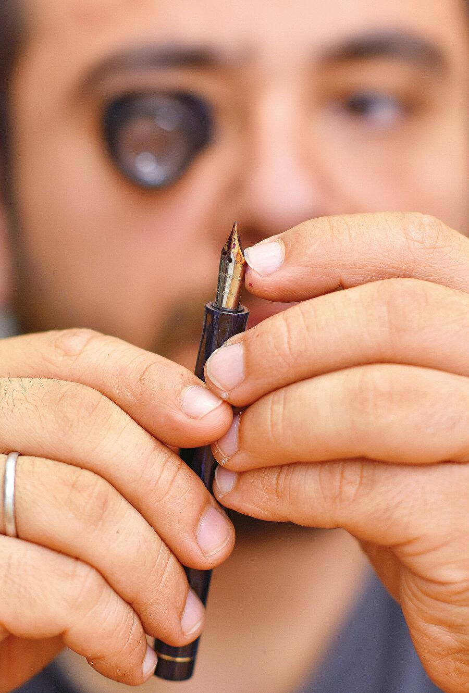 Öncelikle sizin sunduğunuz şeyi yalnızca bir kalem olarak görmüyorlar.