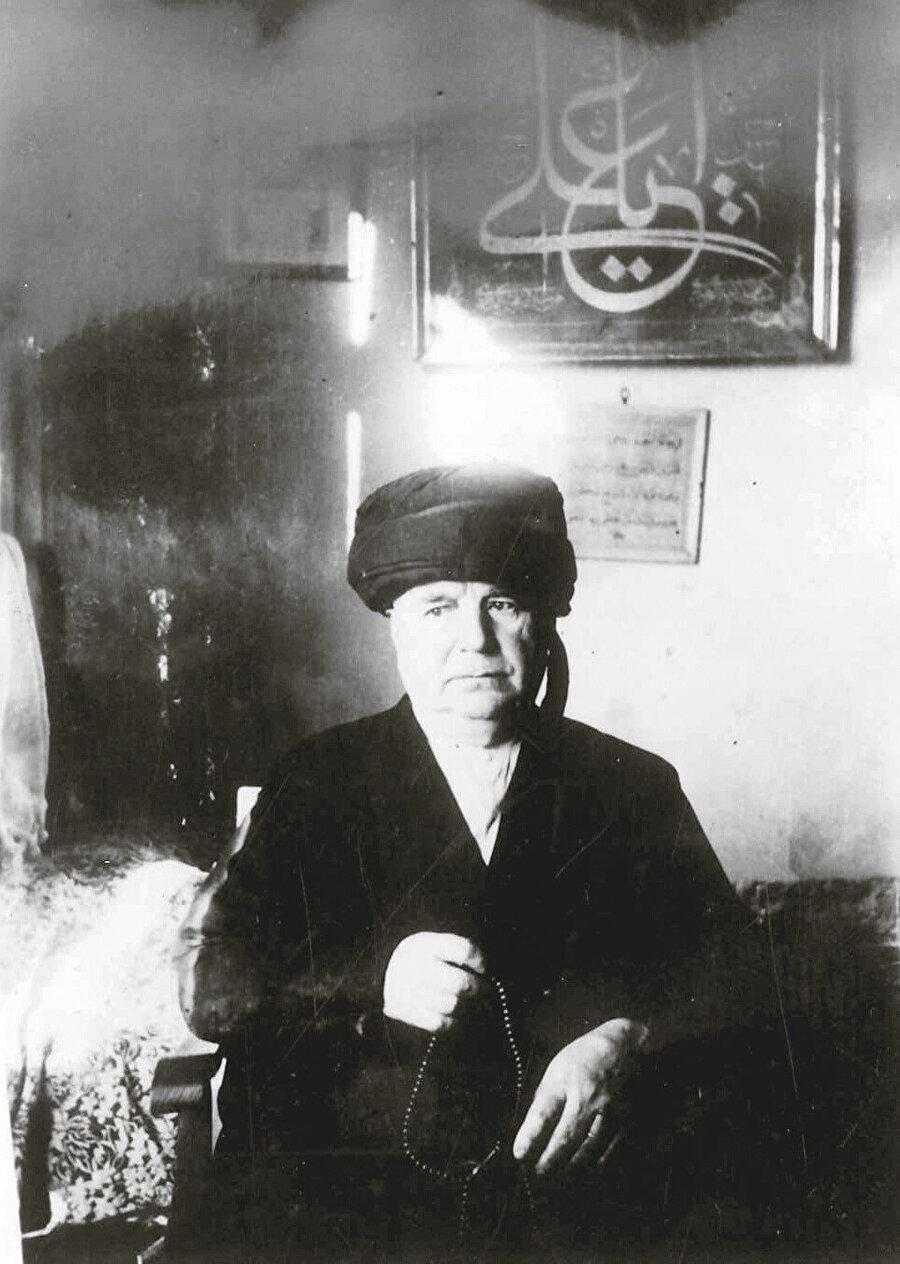 Zakirbaşı Albay Selahaddin Gürer