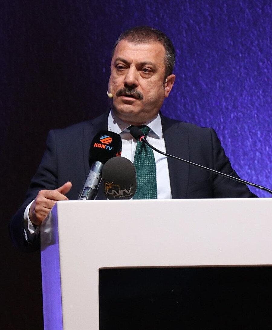 Prof. Dr. Şahap Kavcıoğlu Merkez Bankası Başkanı olarak atandı