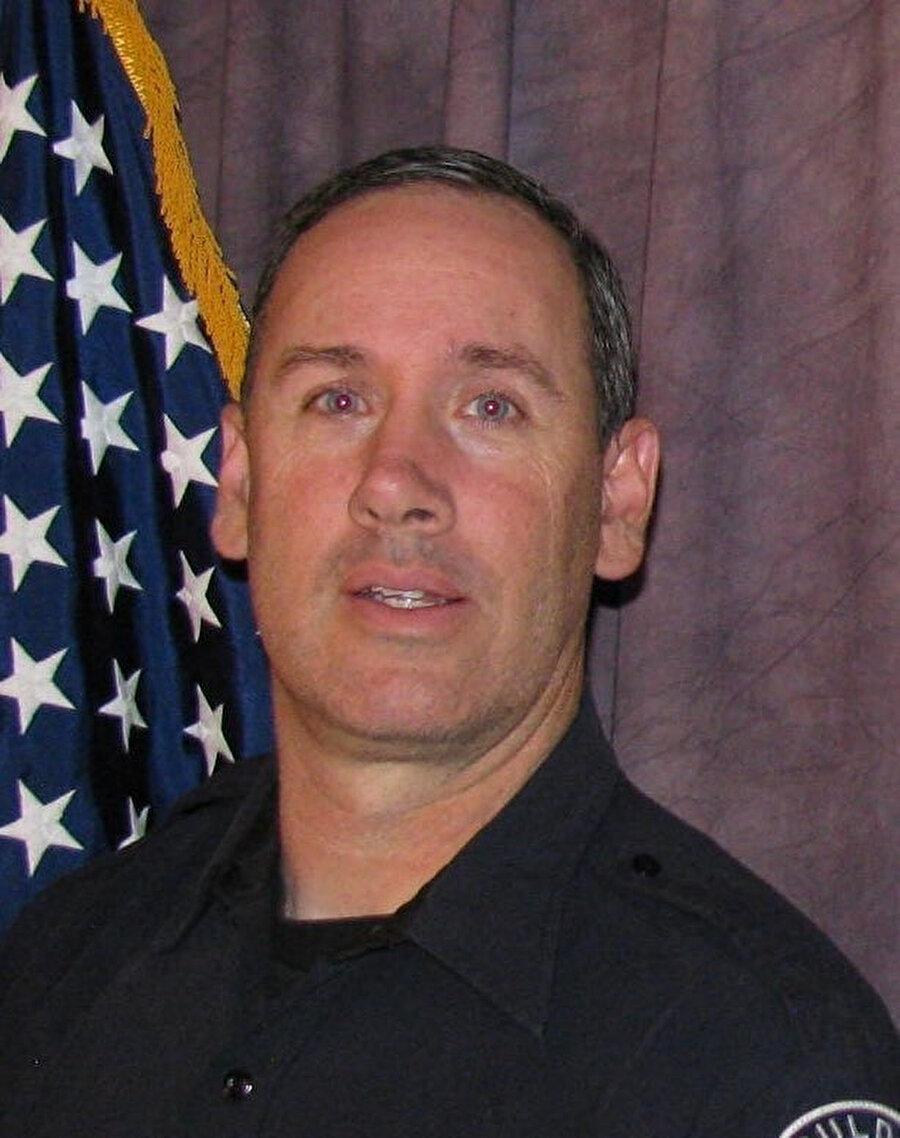 Hayatını kaybeden polis memuru