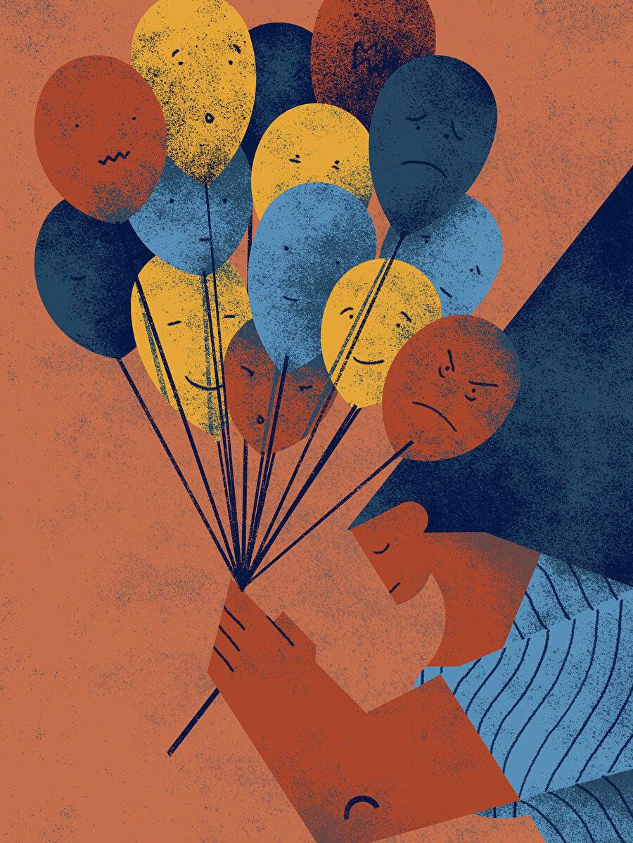 Son yıllarda psikanaliz içinde ego'dan self'e doğru bir yöneliş gözlenmektedir.