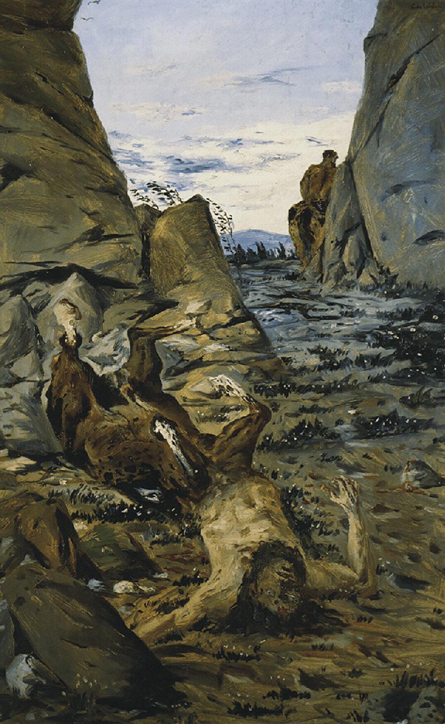The Dying Centaur, 1909.