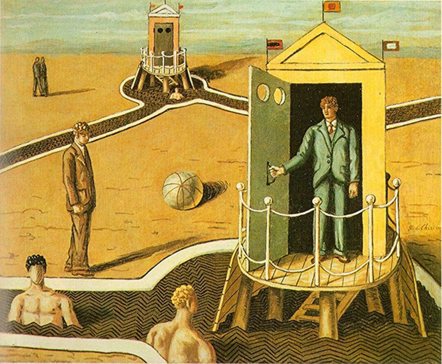 Mysterious Baths, 1935.